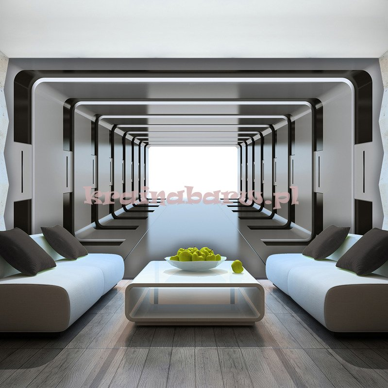 fototapeta 2798 tunel 3d fototapety fototapety 3d fototapety fototapety malarstwo grafika. Black Bedroom Furniture Sets. Home Design Ideas