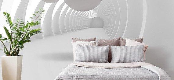 Modernistyczne Fototapety na ścianę – sklep internetowy Kraina Barw UY16