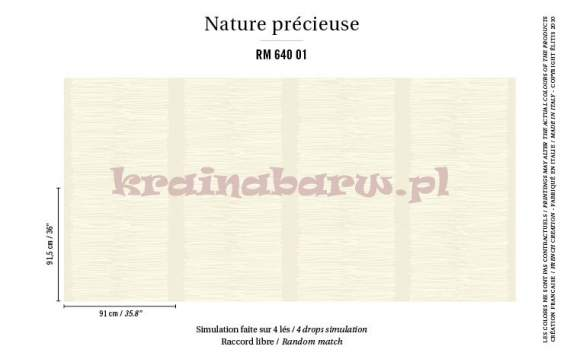 tapeta RM640 01 Nature Precieuse