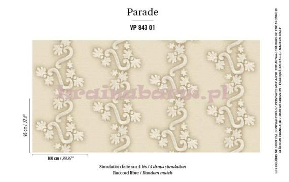 tapeta VP-843-01 Parade / Dolce